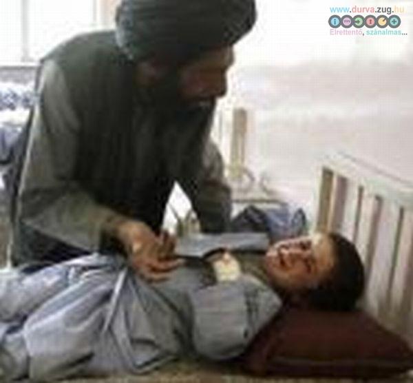 Nyolc afgán gyermek megölését ismerte el a NATO