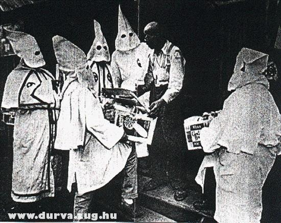 Ku Klux Klan?!