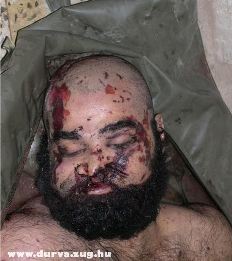 Halott dzsihádos