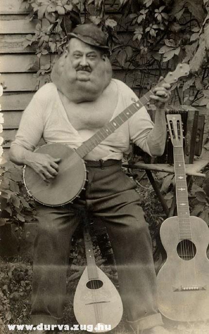 Gitáros Bob