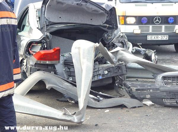 Csúnya baleset