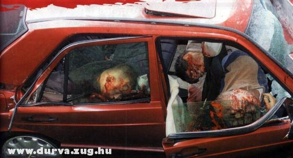 Brutális baleset