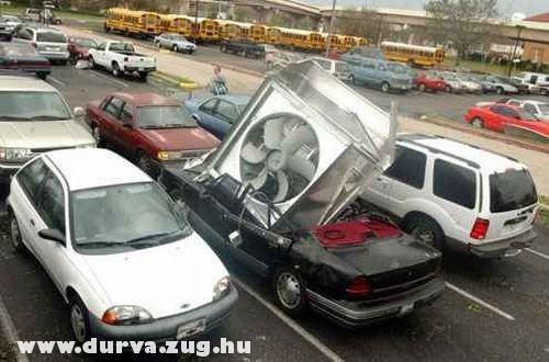 Légkondi a kocsiban