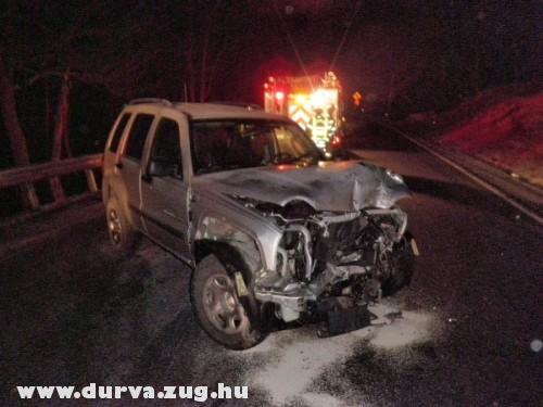Törött Jeep