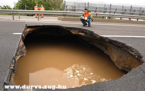 Ez a magyar autópálya...