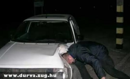 Autó feltörés azaz betörés