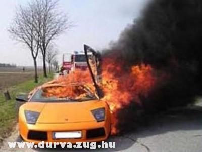 Ég a Lamborghini